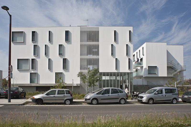 Canopia nantes architecte babin renaud 75 for Architecte nantes maison individuelle